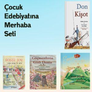 Çocuk Edebiyatına Merhaba Seti